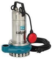Calpeda GQRM 10-18 1.1kW 230V 10m kábel | Ponorné čerpadlá kalové s výtlakom 10-14 m