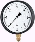 Manometer do 6 bar spodný vývod G1/4"