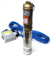 Omnigena EVJ 2.5-60-0.75 230V ponorné vretenové čerpadlo | Ponorné čerpadlá s výtlakom 110-139 m
