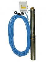 """Ponorné čerpadlo 3.5"""" 85 C/22 230V, 1.1kW 20m kábel   Ponorné čerpadlá s výtlakom 110-139 m"""