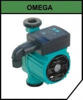 Obehové čerpadlo Omnigena Omega2  - 25/4 auto 130mm | Obehové čerpadlá, montážna dĺžka 130 mm