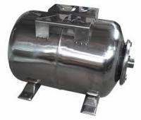 Nerezová tlaková nádoba INOX 80L | Horizontálne