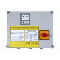 QA/62C 400V, kontrola chodu na sucho elektródami | Ochrany behu na sucho