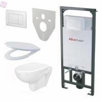ALCAPLAST Jadromodul AM102  Inštalačný modul WC set 5v1 | WC