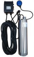 SPM 3-07MA 230V, 0,75kW, 20m kábla, s plavákom | Ponorné čerpadlá s výtlakom 60-69 m
