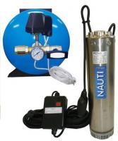 Komplet AQUA KLASIK2 VN3/9 AUT, 230V; 1,5kW s 20m káblom a s SPTB80l nádržou | Sety s ponorným čerpadlom na 230V