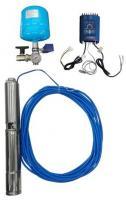 Komplet s meničom AQUA ALADINO FP4 A010 STAIRS 400V, 0,75kW s 20m káblom | Sety s frekvenčným meničom