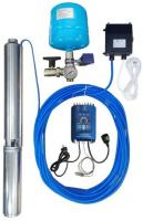 Komplet s meničom AQUA ALADINO FP4 A015 ENCAPS 230V, 1,1kW bez kábla | Sety s frekvenčným meničom