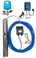 Komplet s meničom AQUA ALADINO FP4 B007 STAIRS 230V, 0,55kW bez kábla | Sety s frekvenčným meničom