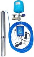 Komplet s meničom AQUA ALADINO FP4 B010 ENCAPS 400V, 0,75kW bez kábla | Sety s frekvenčným meničom