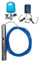 Komplet s meničom AQUA ALADINO FP4 D010 STAIRS 400V, 0,75kW s 20m káblom | Sety s frekvenčným meničom