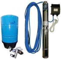 Komplet STAIRS AQUA KLASIK3 ST-1809, 230V; 0,75kW s voliteľným káblom a s SPTB100l nádržou | Sety s ponorným čerpadlom na 230V