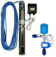 Komplet STAIRS AQUA PRESS ST-1311, 230V; 0,75kW s 20 káblom a s SPTB3l nádržou | Komplety čerpadiel s riadiacou jednotkou