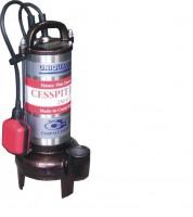 Ponorné čerpadlo UNIQUA CESSPIT J 20 PS / s plavákom | Ponorné čerpadlá kalové s výtlakom 15-19 m