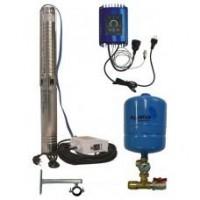 Komplet AQUA ALADINO SP-1812 230V, 0,75kW, 20m kábel (Qmax 80L/min, Hmax 73m) | Sety s frekvenčným meničom